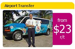 airport transfer cancun playa del carmen